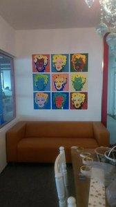 成都苹果科技公司会议室